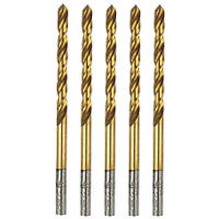 Erbauer Ground HSS Drill Bit 3mmPack of 5