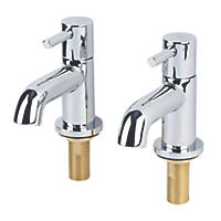 Swirl Ola Basin Taps (Pair)