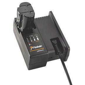 Paslode 018882 Lithium-Batterie Ladegerät mit Ac Adapter