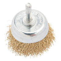 Crimped Wire Cup Brush 50mm