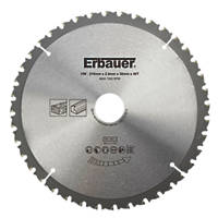 Erbauer TCT Saw Blade 216 x 30mm 40T