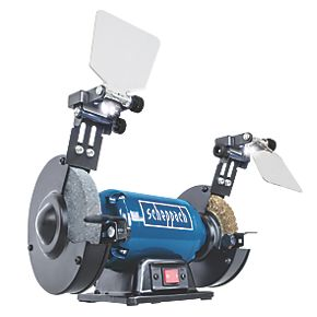 Scheppach Sm150lb 150mm Electric Bench Grinder Polisher