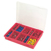Crimp Terminal Set 500 Piece Set