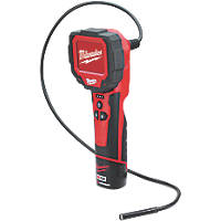 "Milwaukee M12IC Inspection Camera With 2¾"" Colour Screen"