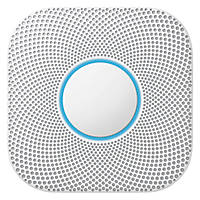 Google Nest S3003LW 2nd Generation Smoke & Carbon Monoxide Alarm