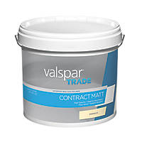 Valspar Trade Matt Emulsion Magnolia 12Ltr