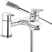 Bristan Capri Deck-Mounted  Bath Shower Mixer Tap