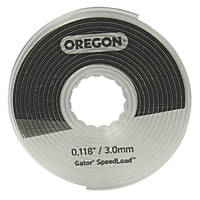 Oregon 24-518-03 Gator Speedload Large Head Trimmer Line Discs 3 x 5.5m 3 Pack