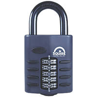 Squire  Die-Cast Steel Combination Padlock 60mm