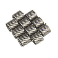 Helicoil Thread Repair Inserts  M10 x 1.25mm 10 Pack