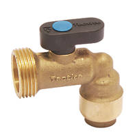 Tectite Sprint T809B Appliance Elbow Valve 15mm x ¾""