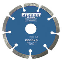 Erbauer Masonry/Stone Diamond Mortar Rake 115 x 22.23mm