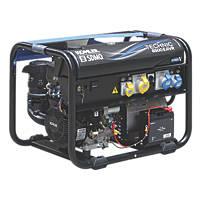 SDMO Technic 6500 E AVR 6500W Generator 110/230V