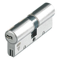 Cisa  Astral S Series 10-Pin Euro Double Cylinder 45-45 (90mm) Nickel-Plated
