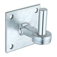 Hardware Solutions  Hook on Plate  120 x 105 x 100mm