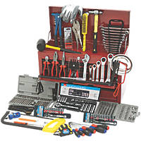 Hilka Pro-Craft  Mechanics Tool Kit 270 Pieces