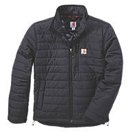 "Carhartt Gilliam Jacket Black Medium 51"" Chest"