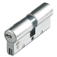 Cisa  Astral S Series 10-Pin Euro Double Cylinder 35-40 (75mm) Nickel-Plated