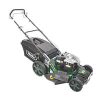 Webb WER21HW 53cm 163cc Self-Propelled Rotary High Wheel 4-in-1 Lawn Mower