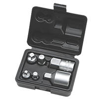 Hilka Pro-Craft Universal Adaptor Set 6 Pcs