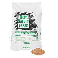 New Safety Tread Absorbent Granules 30Ltr 55 Pack