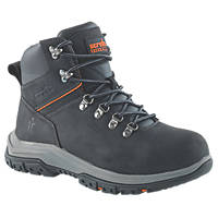 Scruffs Rafter   Safety Boots Black Size 7