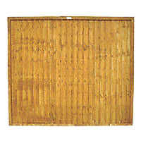Forest  Closeboard  Fence Panels 6 x 5' Pack of 9