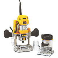 "DeWalt D26204K-GB 900W ¼""  Electric Plunge Router 240V"