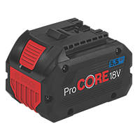 Bosch 1600A02149 18V 5.5Ah Li-Ion ProCORE Battery