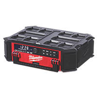 Milwaukee PACKOUT DAB / AM / FM Cordless Site Radio 18V