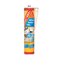 Sika Sikaflex EBT+ All-Weather Sealant White 300ml