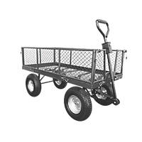 The Handy  Large Garden Trolley 1400 x 640 x 650mm