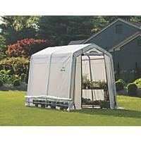 Rowlinson ShelterLogic Greenhouse 6' x 8' (Nominal)