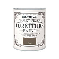 Rust-oleum Universal Furniture Paint Chalky Cocoa Brown 750ml