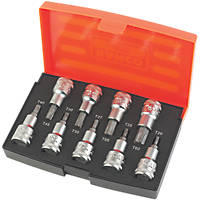 "Bahco  1/2"" Drive TX Socket Set 9 Pieces"
