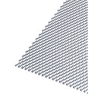 Rothley Perforated Stretched Metal Sheet Steel 250 x 500mm