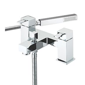 how to fix running bath tap