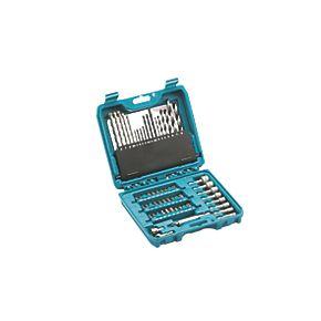 Makita Hex Shank Pro Combination Screwdriver & Drill Bit Set 60 Pieces (8846R)