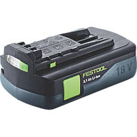 Festool BP 18 Li 3.1 18V 3.1Ah Li-Ion  Battery Pack