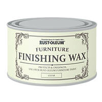 Rust-oleum Universal Furniture Finishing Wax Matt Clear 400ml