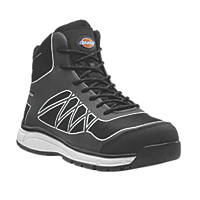 Dickies Phoenix   Safety Trainer Boots Grey / White Size 9