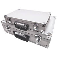 "13"" & 17"" Aluminium Case Set 2 Pieces"