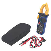LAP Digital Clamp Meter 600A