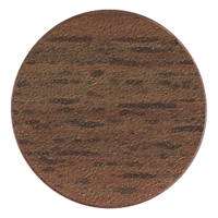 Timco Screw Caps Dijon Walnut Plastic 13mm 112 Pack