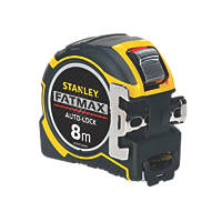 Stanley FatMax XTHT0-33501 Autolock 8m Tape Measure