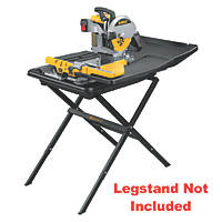 DeWalt D2400-GB 1600W Sliding Table Wet Tile Saw 240V