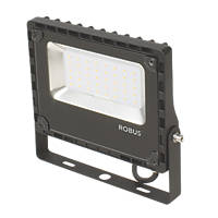 Robus Champion LED Floodlight Black 30W