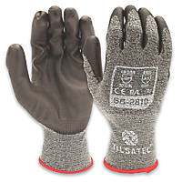 Tilsatec 58-2810-09 Gloves Grey/Dark Grey Large
