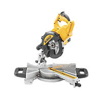 DeWalt DWS773-GB 216mm  Electric Single-Bevel Sliding Compound Mitre Saw 240V