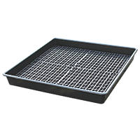 TT100G 99Ltr Drip Tray 1000 x 1000 x 120mm